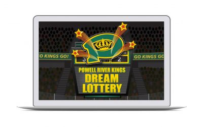 Powell River Kings Dream Lottery